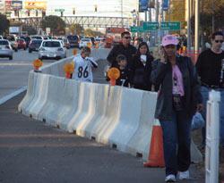 J-J Hooks at the Super Bowl