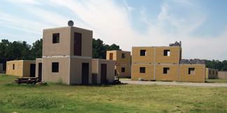 Easi-Set Precast Buildings, Military Application
