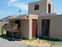 Easi-Set Concrete Buildings, Military Application