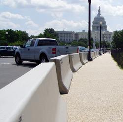 J-J Hooks Barrier in D.C.