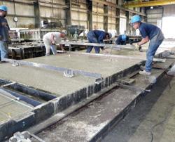 Interstate 66 Precast Concrete Road Panels