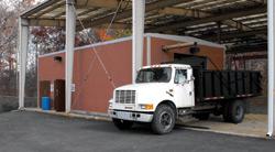 Composting Building