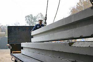 precast concrete beams