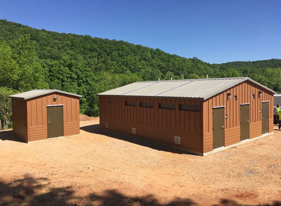 Smith Midland Easi Set Echo Bluff State Park Missouri Copy