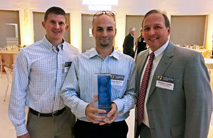 Smith Midland AGC award winner