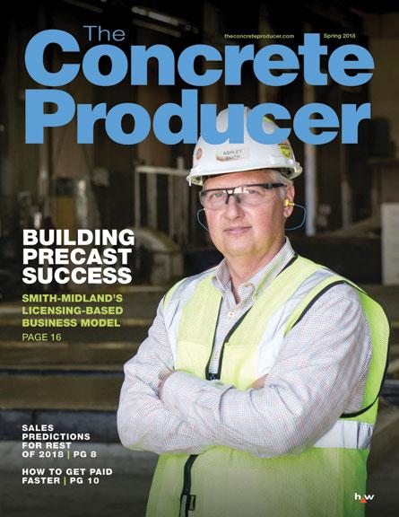 Concrete Producer Spring 2018 Smith Midland
