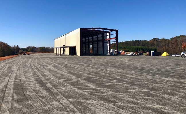 Smith Carolina plant update