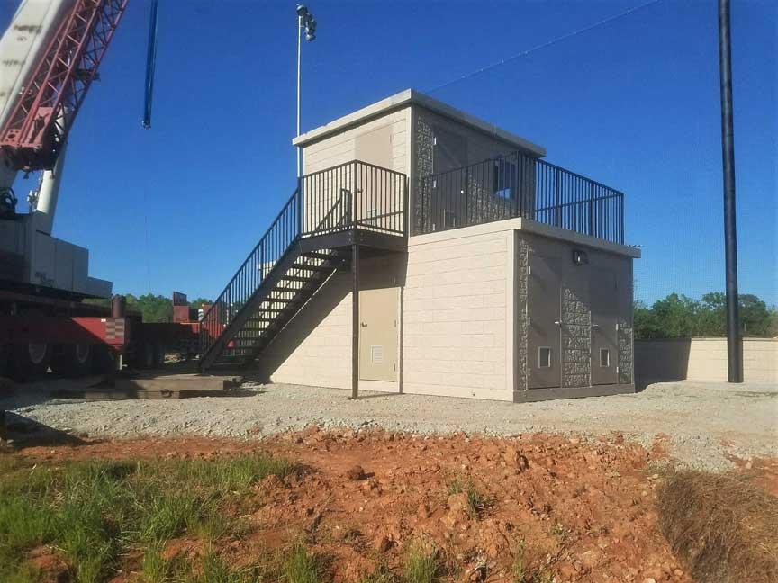 smith columbia lake oconee academy easi set building