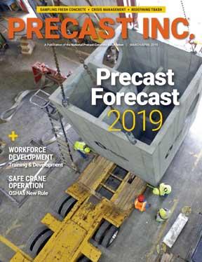 Precast Inc 2019 Precast Forecast Smith Midland