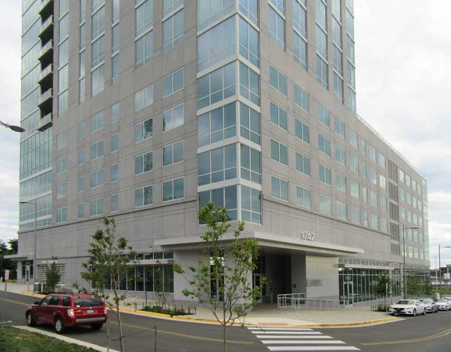 the lumen in tysons cladding by smith-midland