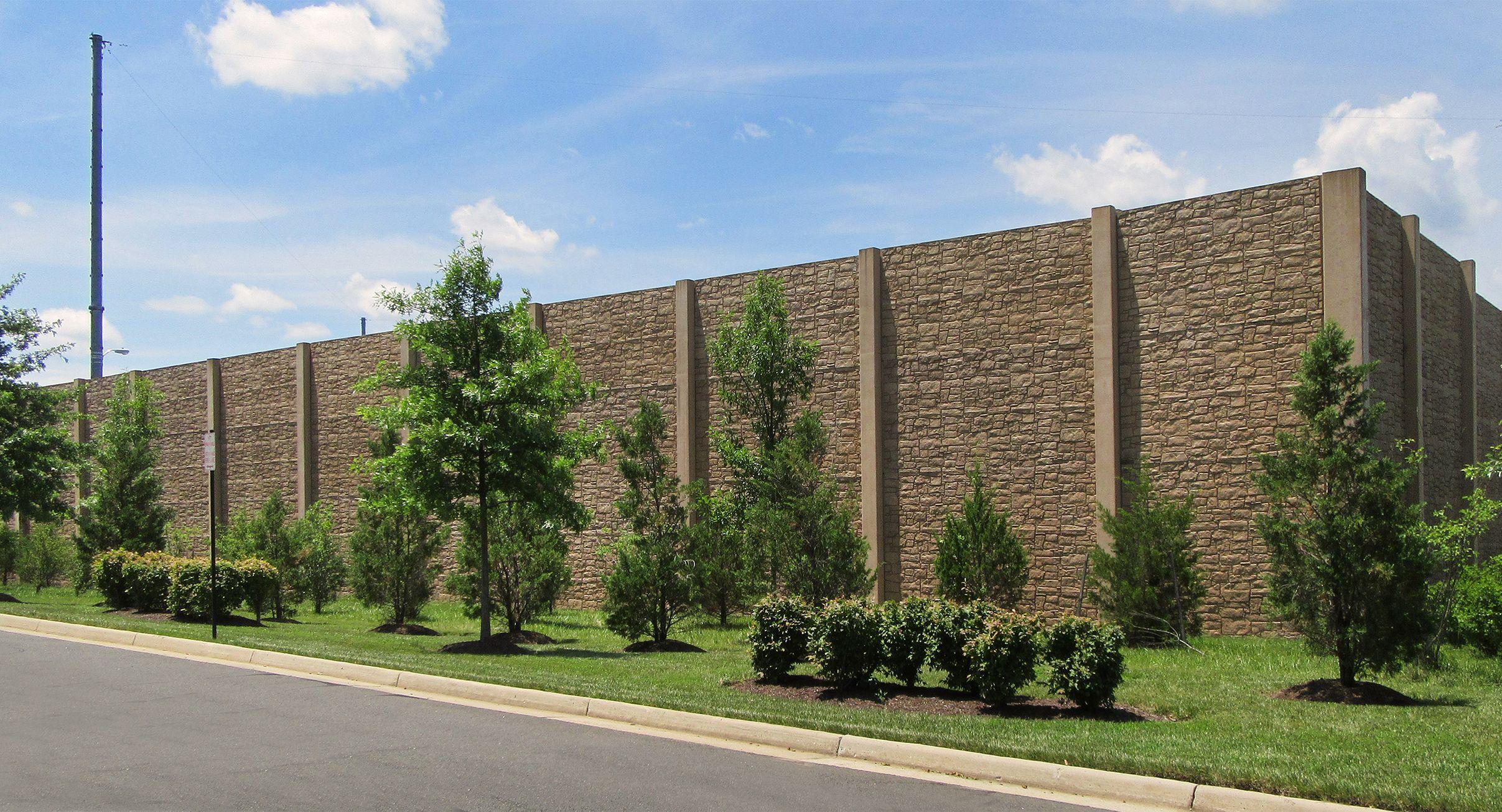 NIVO Substation Sound Walls