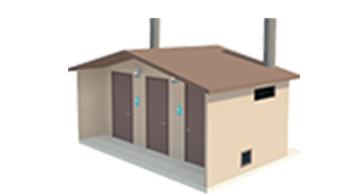 Easi-Set Restroom Diagram - Carson Dry