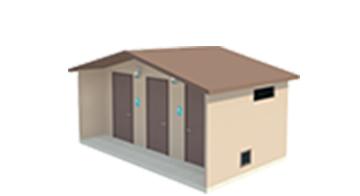 Easi-Set Restroom Diagram - Carson Wet