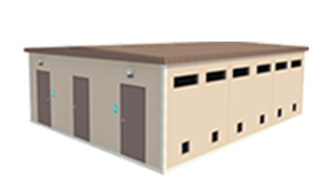 Easi-Set Restroom Diagram - Skyline