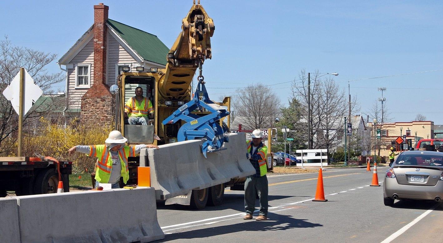 J-J hooks installed in Haymarket, Virginia