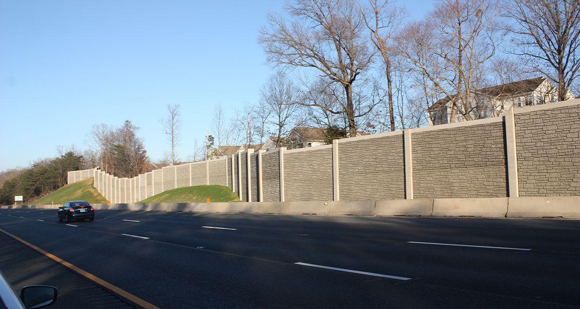 I-95 Sound Wall