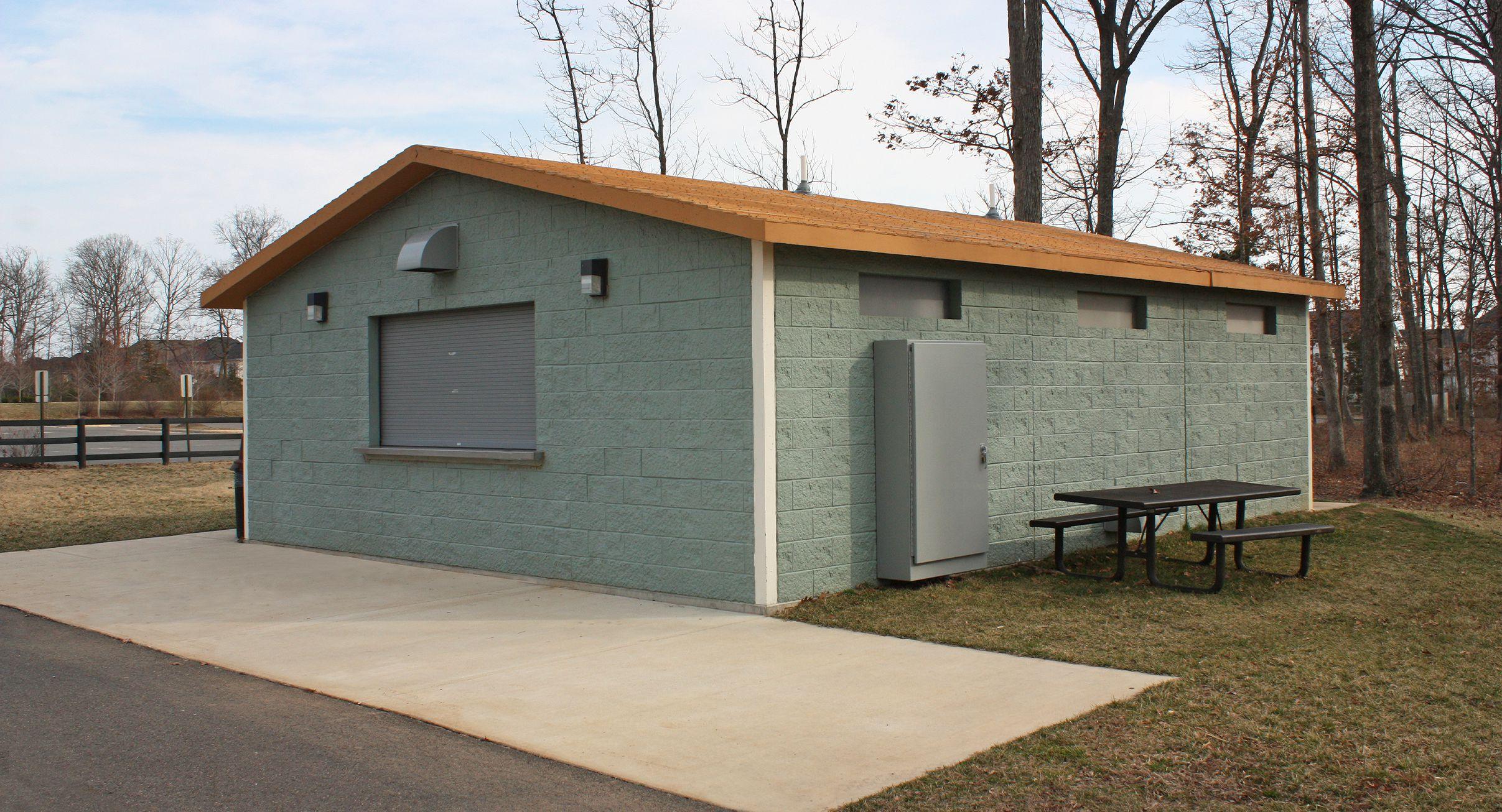 Loudoun Appalachian 24x30 concession stand