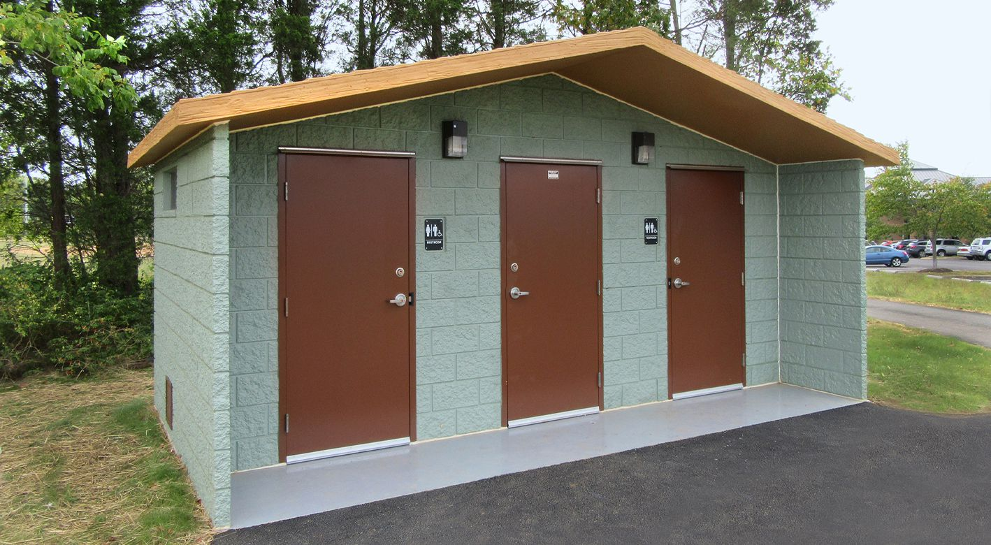 Easi-Set Restrooms in Loudoun County