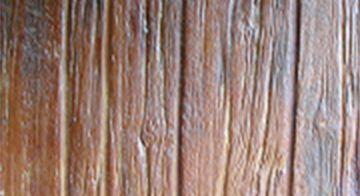 Barn Wood Style card example