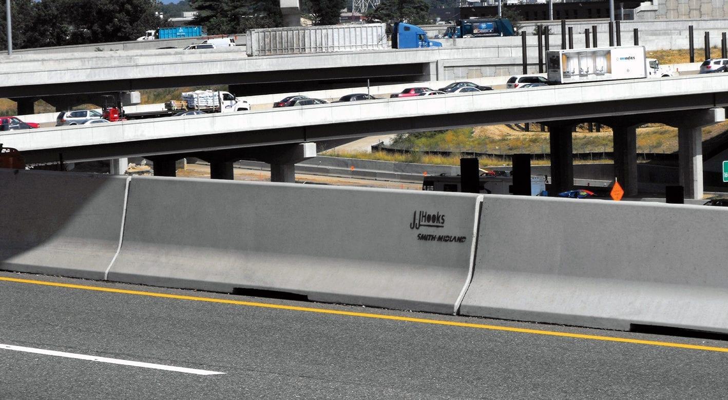 J-J Hooks on an overpass