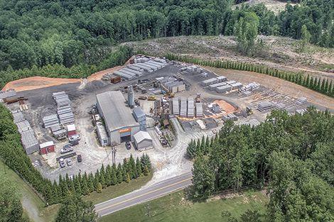 1979 - Reidsville, North Carolina plant opened