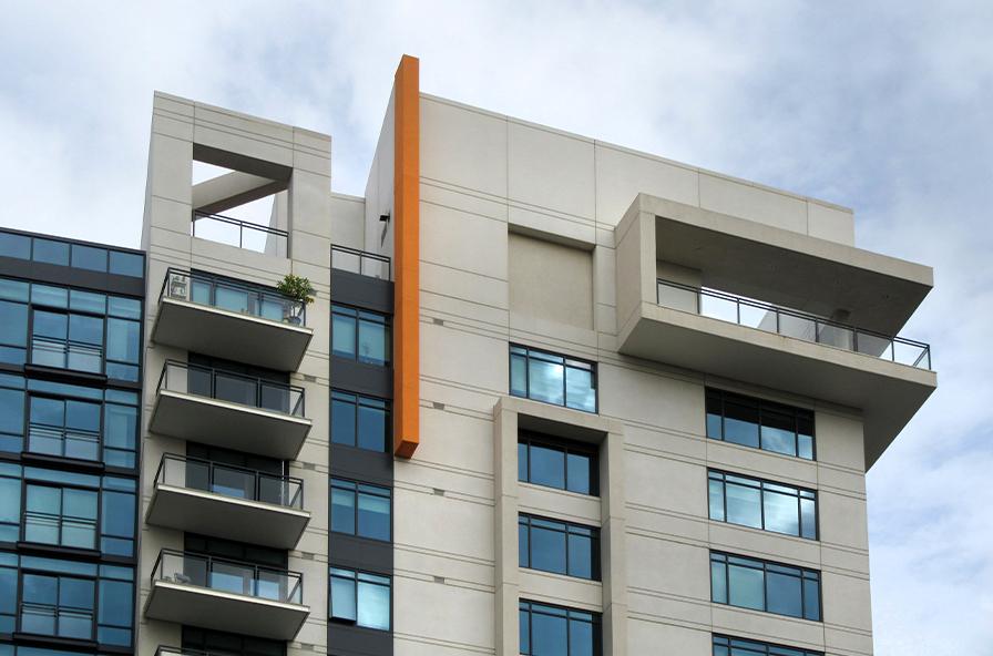 Balcony Slabs at the Latitude