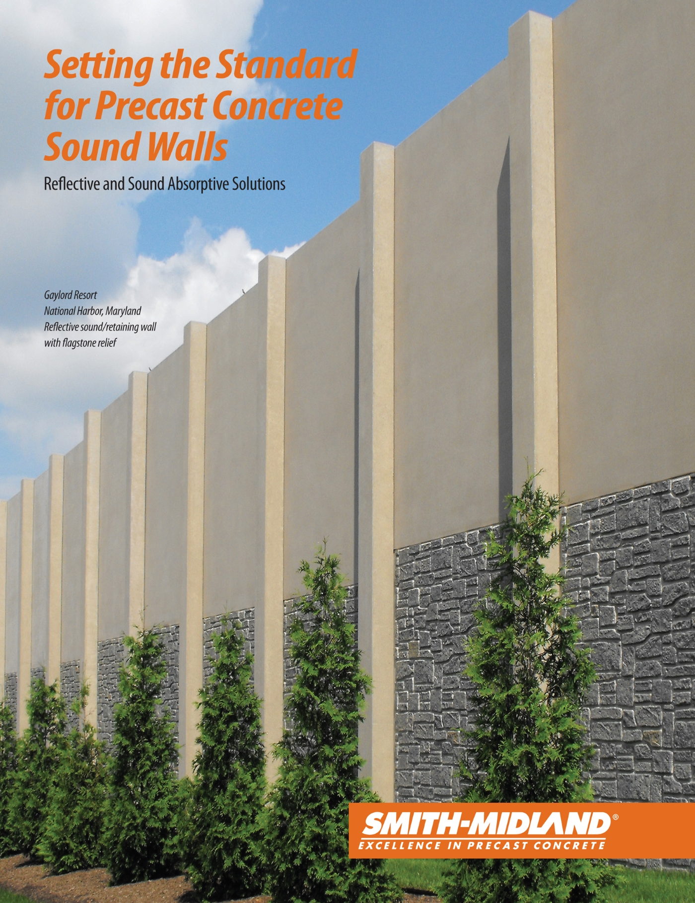 SoundWall Brochure Cover