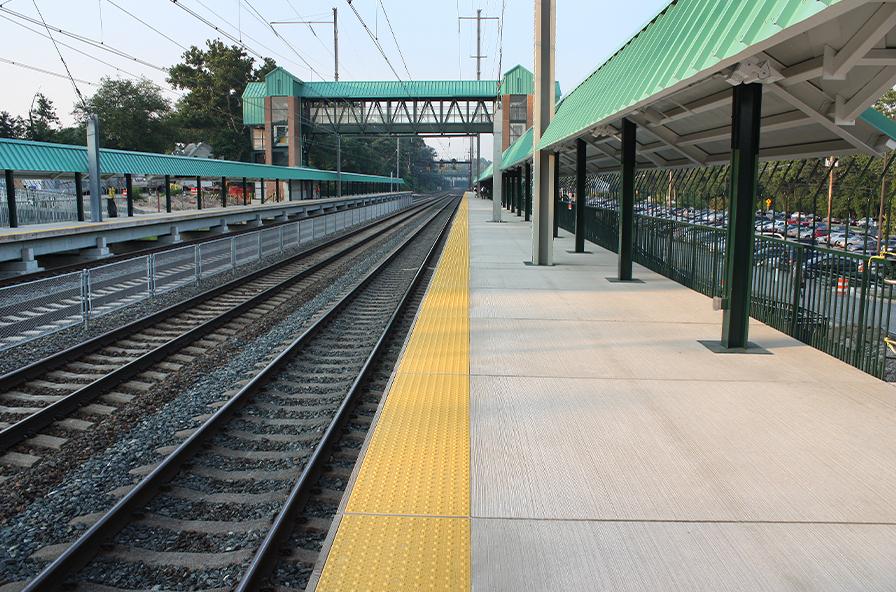 MARC Train Station