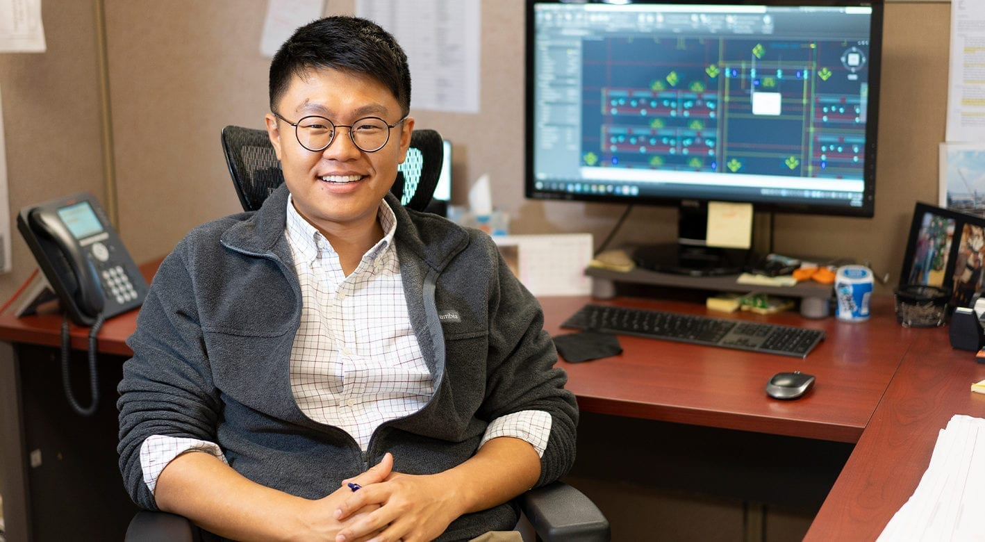 Associate in the engineering department