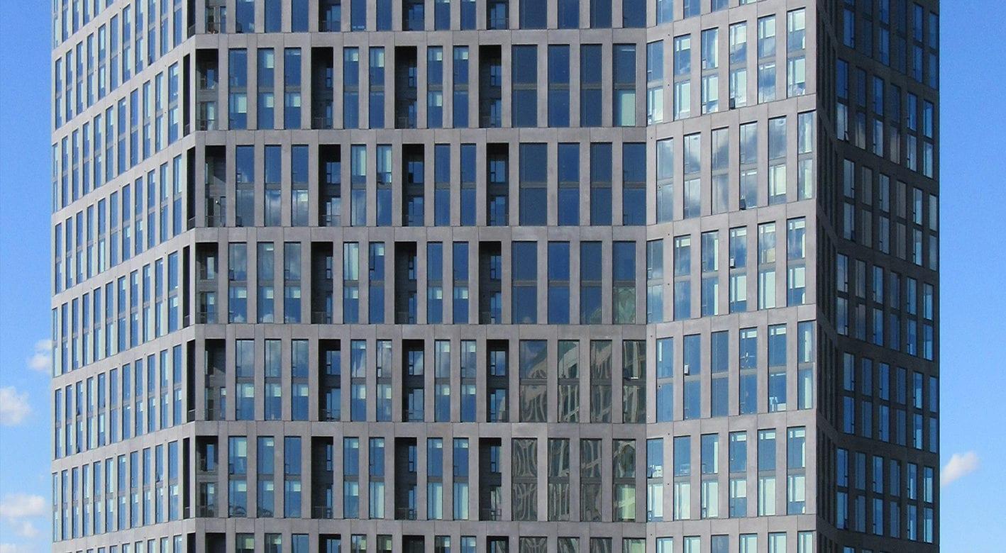 Smith Midland's work on the Vita Tower